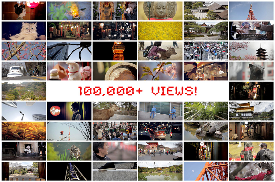 100000+ Views! Japan: A Journey Between Tradition And Modernity