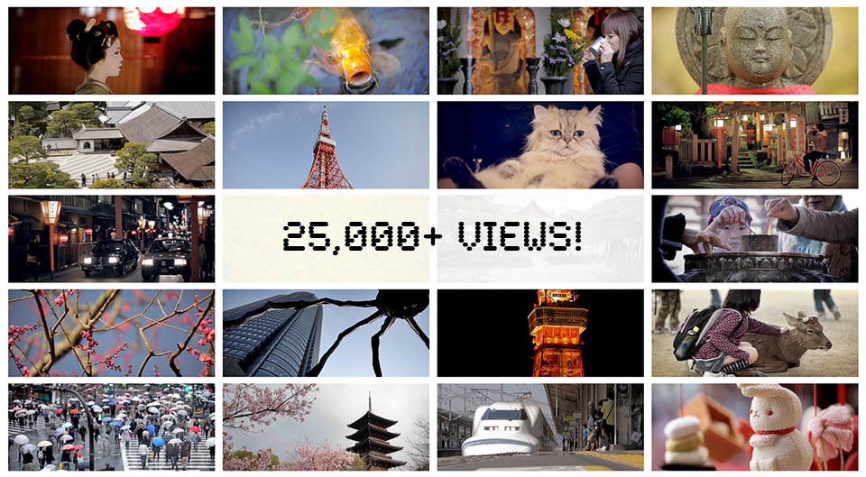 25000+ Views! Japan: A Journey Between Tradition And Modernity