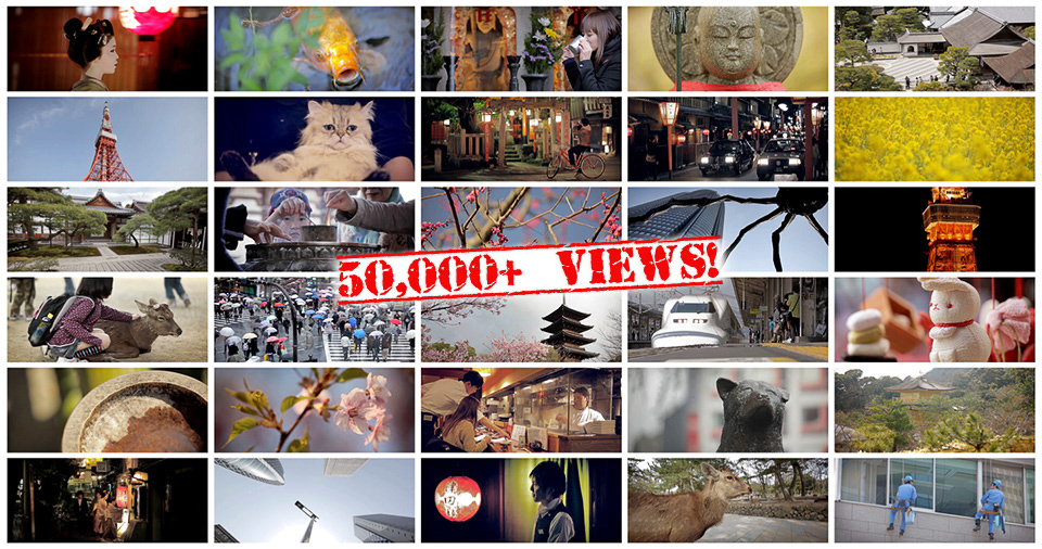 50000+ Views! Japan: A Journey Between Tradition And Modernity