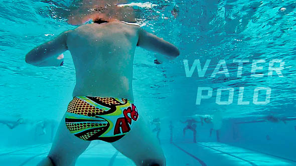 Water Polo Video Thumbnail